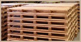 Photo of TIPA Træemballage – stort udvalg af paller